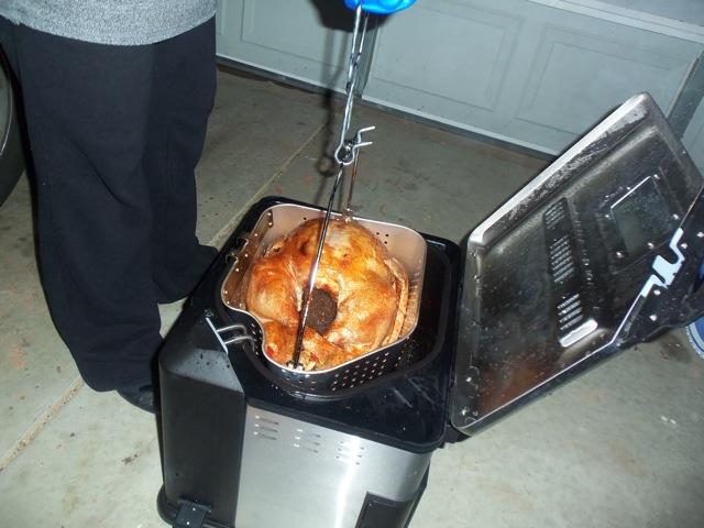 Deep Frying your Turkey Butterball Blog