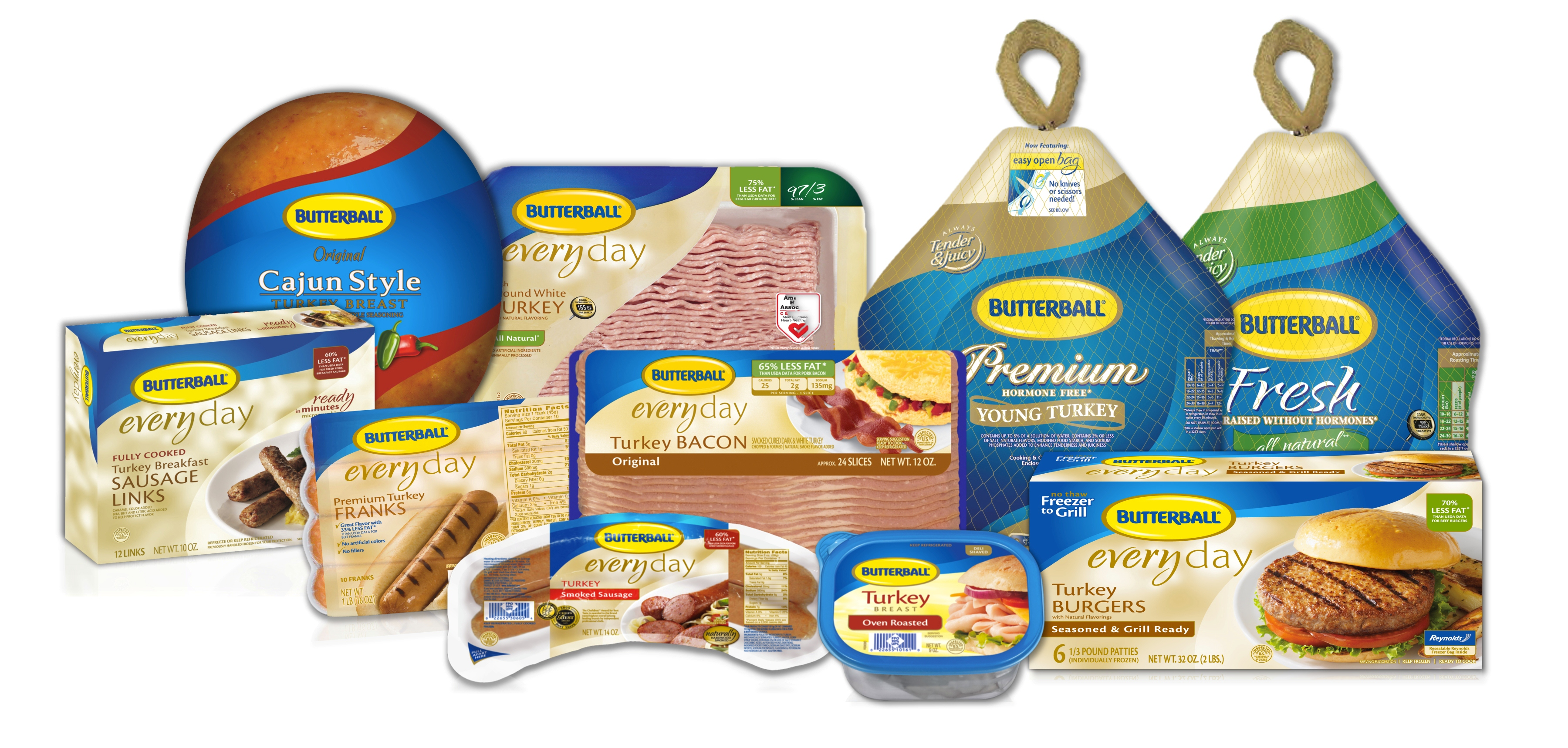 butterball turkey breast cooking instructions