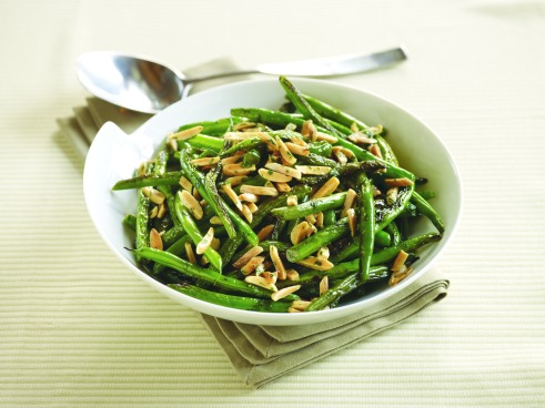SauteedGreenBeanswCrunchyAlmonds
